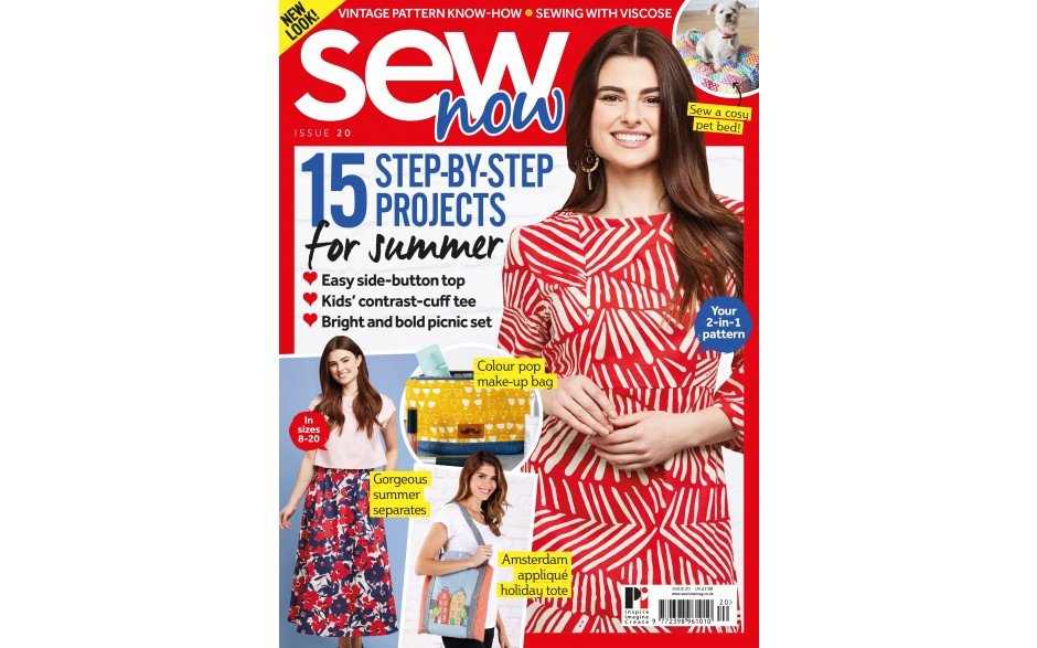 Sew Now Issue 20