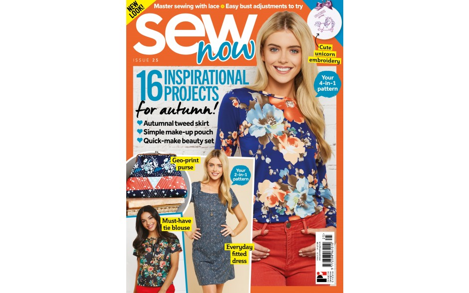 Sew Now Issue 25