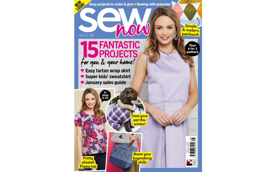 Sew Now Issue 28