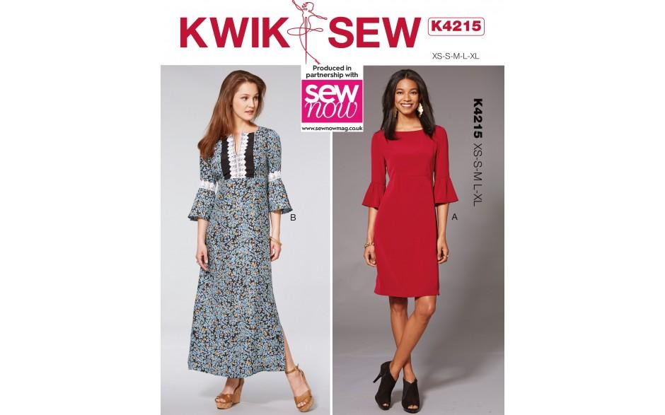 Beautiful Kwik Sew Muster Katalog Pattern - Decke Stricken Muster ...
