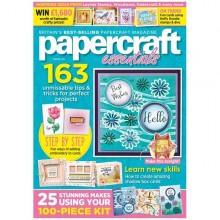 Papercraft Essentials Magazine issue 189