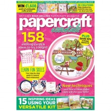 Papercraft Essentials Magazine issue 188