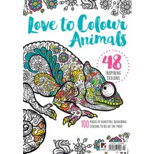 Love to colour animals