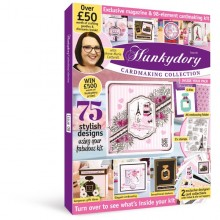 Hunkydory Cardmaking Collection Magazine & Kit #08