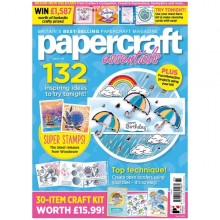 Papercrafts Essential Magazine Issue 185