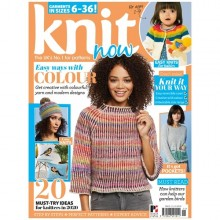 Knit Now Magazine #111