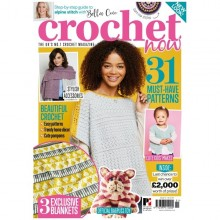 Crochet Now Magazine Issue 51
