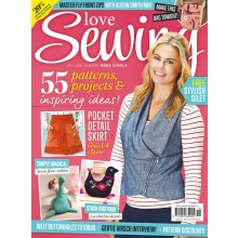 Love Sewing issue 18