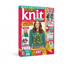 Knit Now issue 95