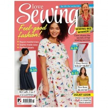 Love Sewing Magazine #84