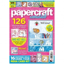 Papercraft Essentials Magazine #183