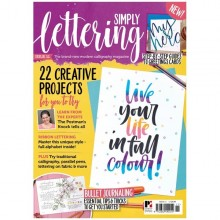 Simply Lettering Magazine Issue 11
