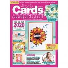 Simply Cards & Papercraft Magazine #200