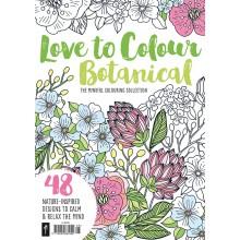 Love to Colour Botanical