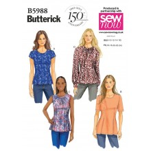 Sew Now – Issue 6  Includes Free McCalls B5988 4 in 1 blouse pattern