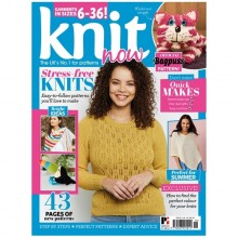 Knit Now Magazine issue 118