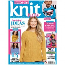 Knit Now Magazine Issue 112