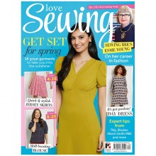 Love Sewing Magazine Issue 79