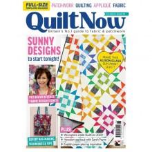 Quilt Now Magazine issue 76