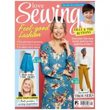 Love Sewing Magazine Issue 78
