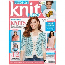 Knit Now Magazine Issue 104