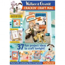 Wallace & Gromit Magazine & Kit #01