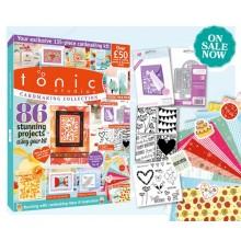 Tonic Studios Design Collection Magazine & Kit #02