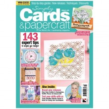 Simply Cards & Papercraft Magazine #199