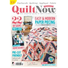 Quilt Now 13 on sale now
