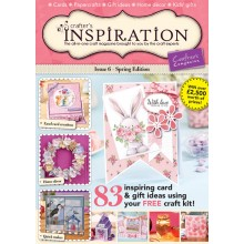 Crafter's Inspiration 6 front cover