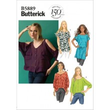 Sew Now – Issue 8 Includes Free BUTTERICK 4-in-1 cold-shoulder top pattern PLUS Simple Sew Cocoon dress
