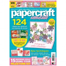 Papercraft Essentials Magazine #182