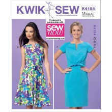 Sew Now – Issue 5  Includes Free Kwik Sew 4 in 1 dress pattern