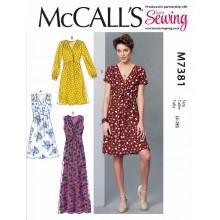Love Sewing 37 comes with a free McCall's dressmaking pattern worth £8.75