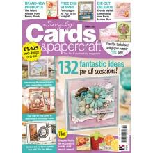 Simply Cards & Papercraft 151