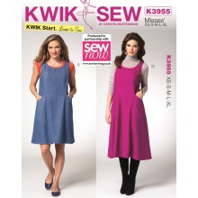 Sew Now – Issue 7 Includes Free KWIK SEW 2-in-1 dress pattern