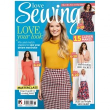 Love Sewing Magazine #76