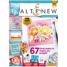 Altenew Magazine & Kit #01