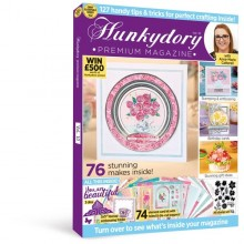 Hunkydory Cardmaking Collection Magazine Issue 10