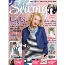 Love Sewing issue 11