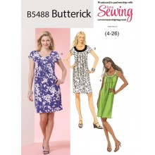 Love Sewing 38 comes with a free Butterick dressmaking pattern worth £8.75.