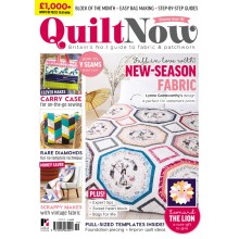 Quilt Now 19 on sale now
