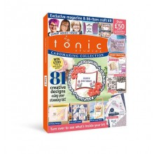 Tonic Studios Design Collection Magazine & Kit 9