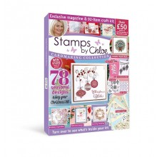 Stamps by Chloe Cardmaking Collection Magazine & Kit 4