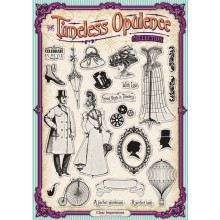 Timeless Opulence A4 Stamp Collection