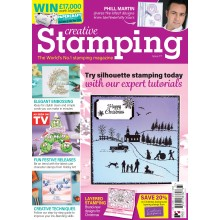 3 issues of Creative Stamping for £12!