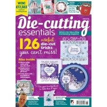 3 issues of Die-cutting Essentials for £15!