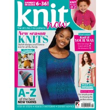 Knit Now issue 106