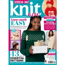 3 issues of Knit Now for £6!