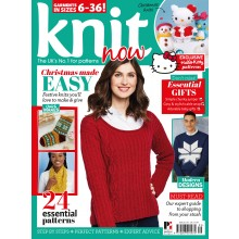 Knit Now issue 109